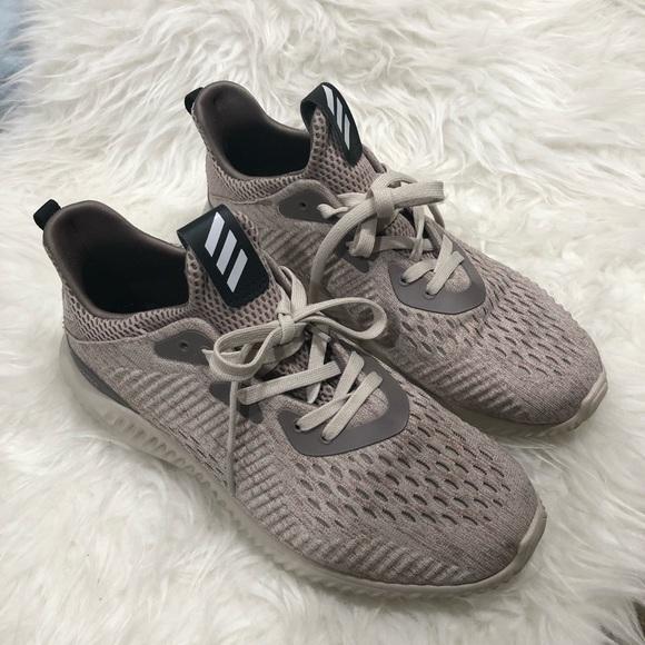 e20c8b0a1 adidas Shoes - Adidas Alpha Bounce Oatmeal Nude Womens Size 6